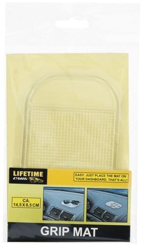 Edco Grip Mat - Transparent
